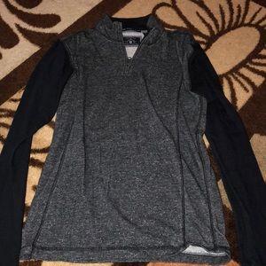 Quarter zip light weight sweater